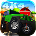 Truck Trials 2: Farm House 4x4 icon