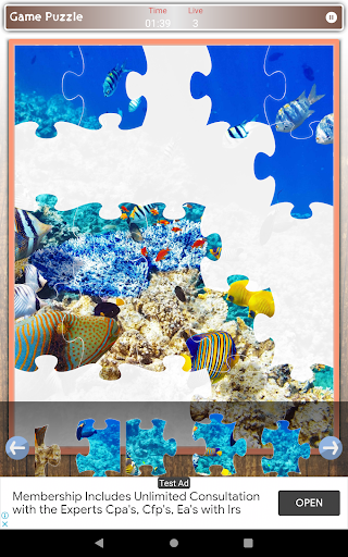 Free Pro Jigsaw Puzzles android2mod screenshots 15