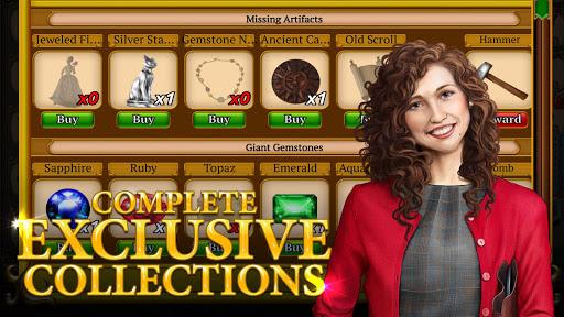 Relic Match 3: Mystery Society 4.35 screenshots 12