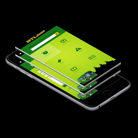 android Huyton Travel Screenshot 4