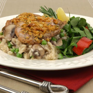 Pork Tenderloin Risotto Bake CBC Best Recipes Ever