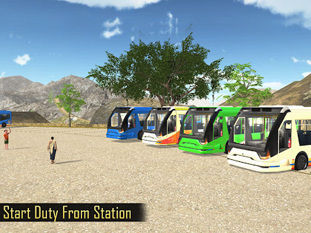 Off Road Tourist Bus Driving 1.2 screenshot 69619