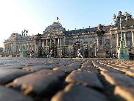 NN Insurance - Promenade culinaire à Bruxelles