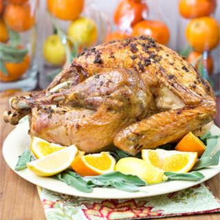 Citrus & Sage Roasted Turkey