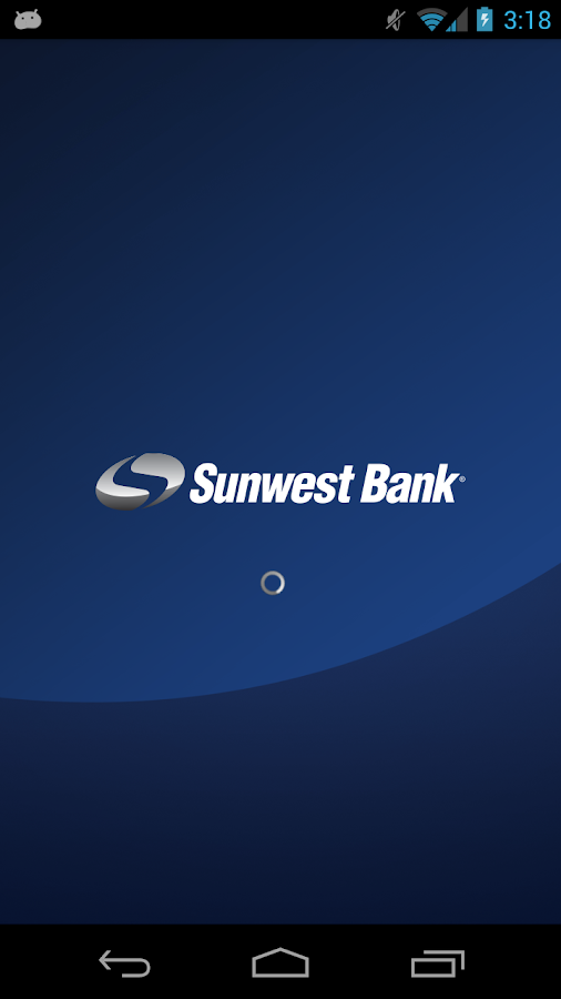 Sunwest Bank Business Mobile- screenshot
