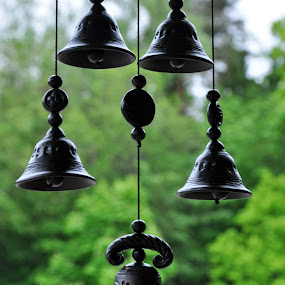 Bells by Albina Jasinskaite - Artistic Objects Other Objects ( souvenir, bells, holidays, summer, lithuania, pwcbells,  )