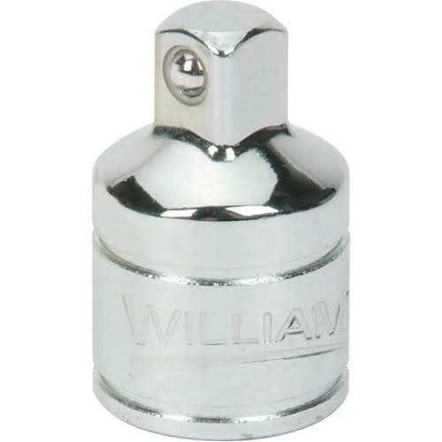 """Williams Drive Adapter, 3/8"""" to 1/4"""""""