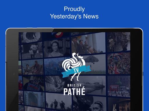 British Pathé TV screenshot 11