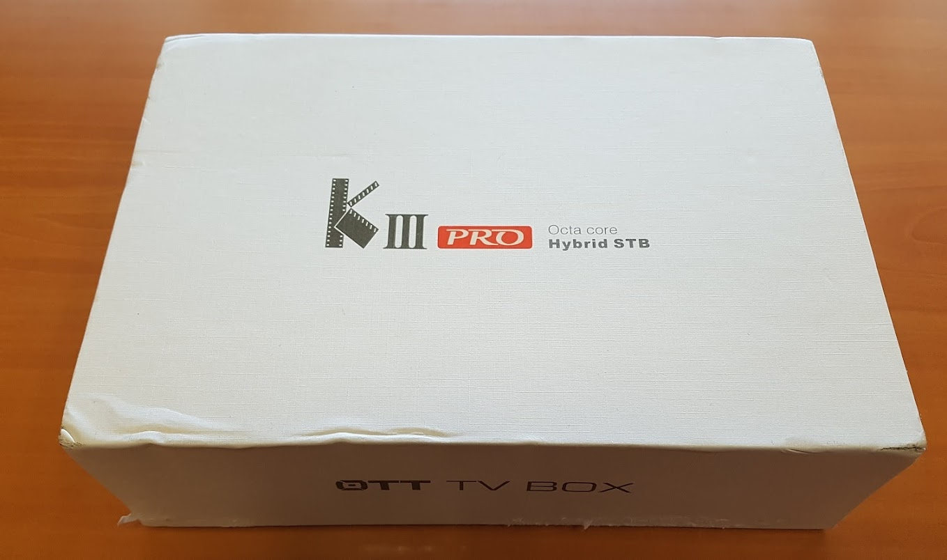 REVIEW] TV Box KIII Pro - Amlogic s912 con doble sintonizador (DVB