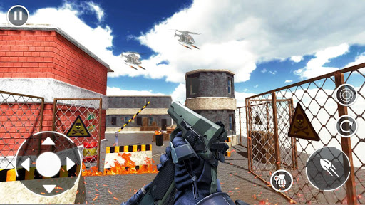 Gun shooter - fps sniper warfare mission 2020 android2mod screenshots 22
