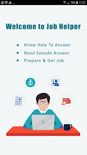 Job Helper - Resume Builder,Interview Preparation - náhled