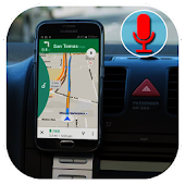 GPS Voice Navigation and Directions: Route Finder