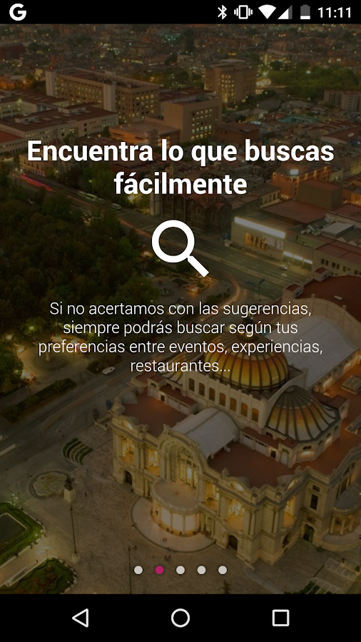 Mi CDMX Here&Now · Oficial- screenshot