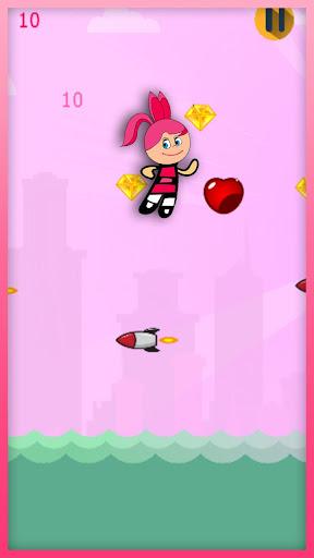 玩休閒App ロケットガール:ピンクの王女免費 APP試玩