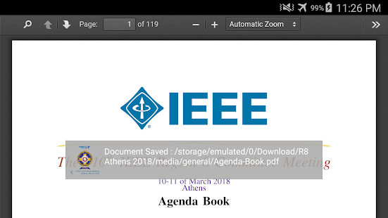 Download free IEEE Region 8 Athens 2018 for PC on Windows and Mac apk screenshot 8