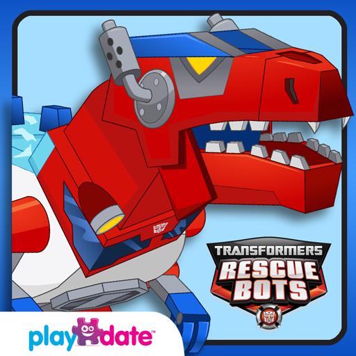 Transformers Rescue Bots: Dino (app)