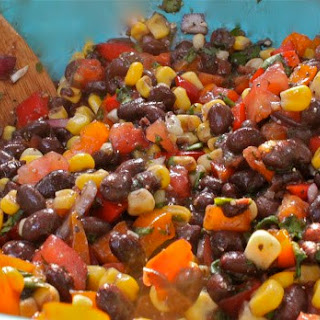 Carolina Caviar Black Bean Salsa