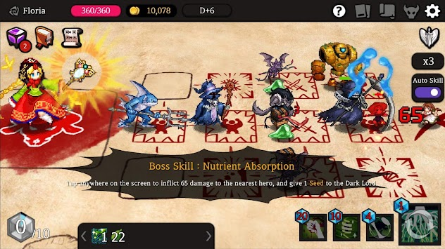Dungeon Maker apk screenshot
