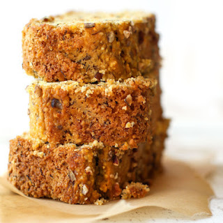 Maple Cornmeal Banana Bread