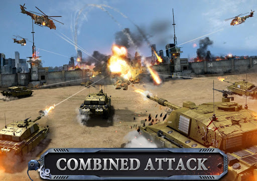 Strike Back : War Game screenshot 2