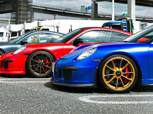 911 GT3のカスタム事例画像 メシ<車さんの2021年09月25日23:10の投稿