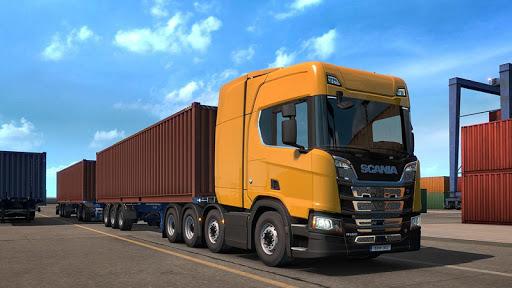 Euro Grand Truck Driving Simulator 2020 android2mod screenshots 5