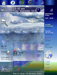 ShareWeather- screenshot thumbnail