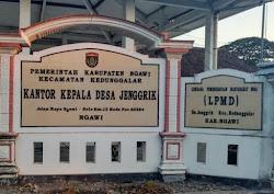 Profil Desa Jenggrik Kabupaten Ngawi