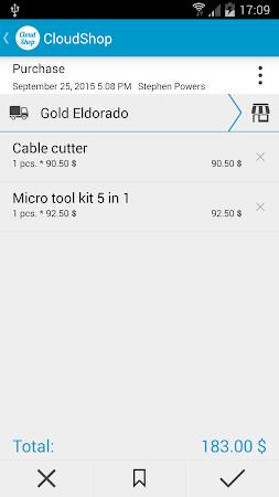 CloudShop 3.0.3 screenshot 2090998