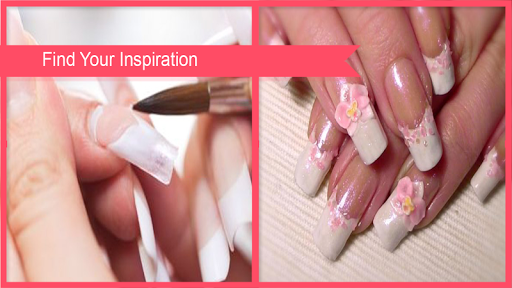 Acrylic Nails Step By Step 10.1 screenshots 2