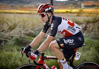 Gerben Thijssen eindigde op een knappe achtste plaats in de Ster van Bessèges