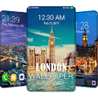 London Wallpapers Lockscreen icon