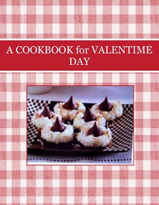 A COOKBOOK  for VALENTIME DAY