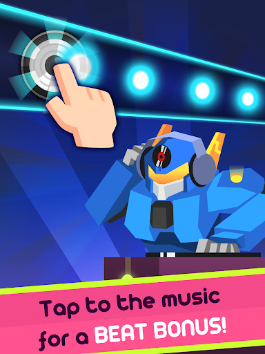 Epic Party Clicker - Throw Epic Dance Parties! Screenshot
