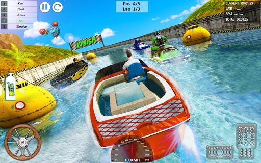 Xtreme Boat Racing 2019: Speed Jet Ski Stunt Games 2.0.1 screenshots 2