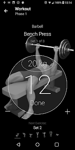 Bodybuilding.Weight Workout v1.21 [Pro][Mod][SAP] 2