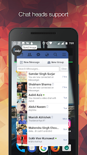 FaceLyt For Facebook Lite - náhled