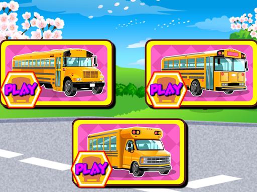 School Bus Carwash