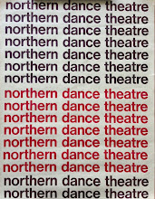 Photo: We were founded by Laverne Meyer in 1969, we were then called Northern Dance Theatre - repeated once or twice on this poster just in case you forget!