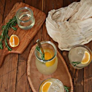Rosemary Lemon Drink Recipes