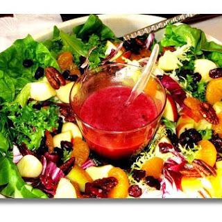 Mandarin Orange - Lettuce Salad.