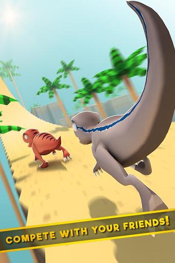 Jurassic Alive: World T-Rex Dinosaur Game screenshot 3