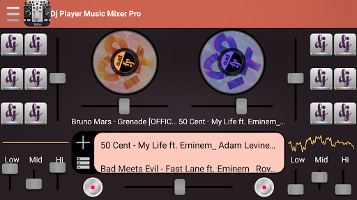 Dj Player music Mixer Pro  for PC