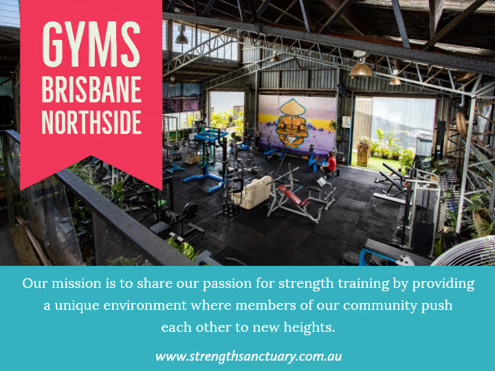 Gyms Brisbane Northside