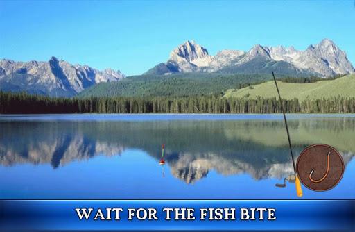 Fish Rain: Sport Fishing Games. Fishing Simulator. 0.1.1.4 pic 2