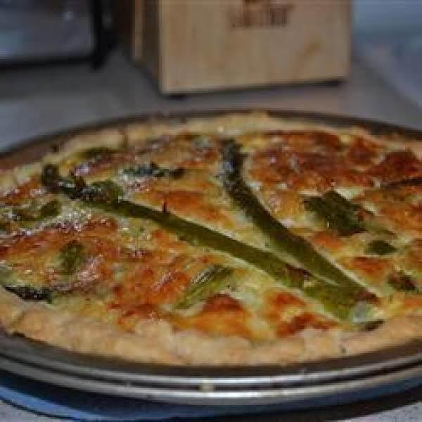 Asparagus Quiche Recipe