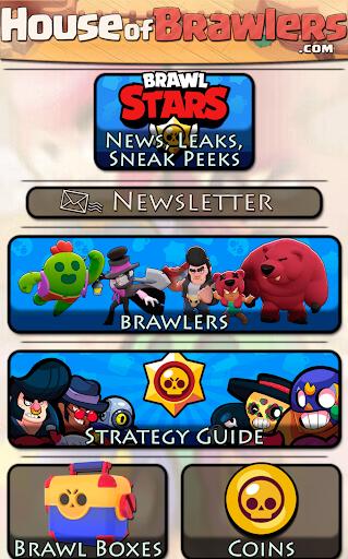 Guide for Brawl Stars - House of Brawlers 2.0.17 screenshots 1