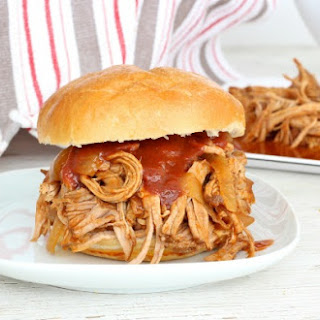 3 Ingredient Slow Cooker Pulled Pork