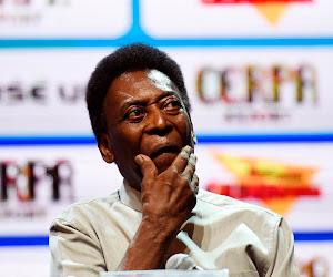 La fille de Pelé donne de bonnes nouvelles