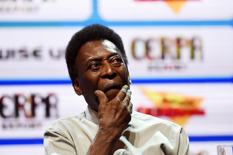 Pelé, 80 ans, a été vacciné contre le Covid-19